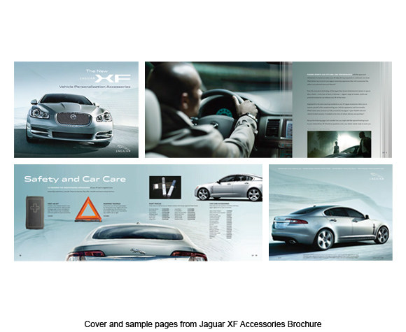 Jaguar XF Brochure